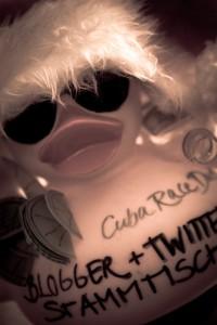 Havanna Duck im Weihnachtsdress